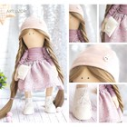 Интерьерная кукла «Плюм», набор для шитья, 18 × 22 × 3.6 см