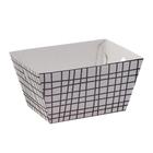 Складная коробка–трапеция «Геометрия», 19,5 х 15 х 10,5 см