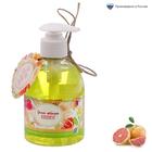 """Жидкое мыло """"Самой любимой коллеге"""" с ароматом грейпфрута"""