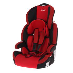 Автокресло-бустер «Стар Isofix», группа 1-2-3, цвет красный