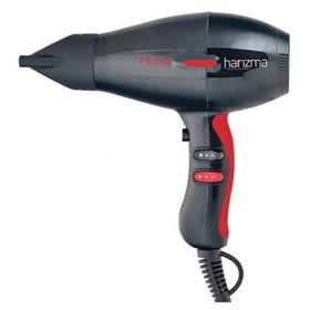 Фен Harizma h10214 Handy, 2000 Вт, 3 температурных режима, черный