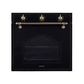 Духовой шкаф Graude BK 60.2 S, электрический, 73 л, чёрный