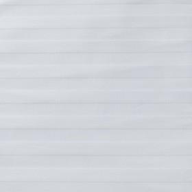 Ткань отбеленная Страйп-сатин (полоска 1х1 см) ш. 220 см, пл. 135 г/м², хлопок 100% Ош
