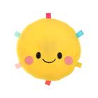 Развивающая игрушка-шуршалка «Солнышко»