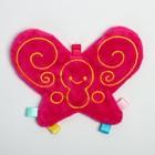 Развивающая игрушка-шуршалка «Бабочка»