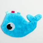 Развивающая игрушка-шуршалка «Кит»