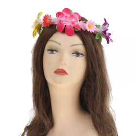 Гавайский светящийся венок «Утренние цветы»