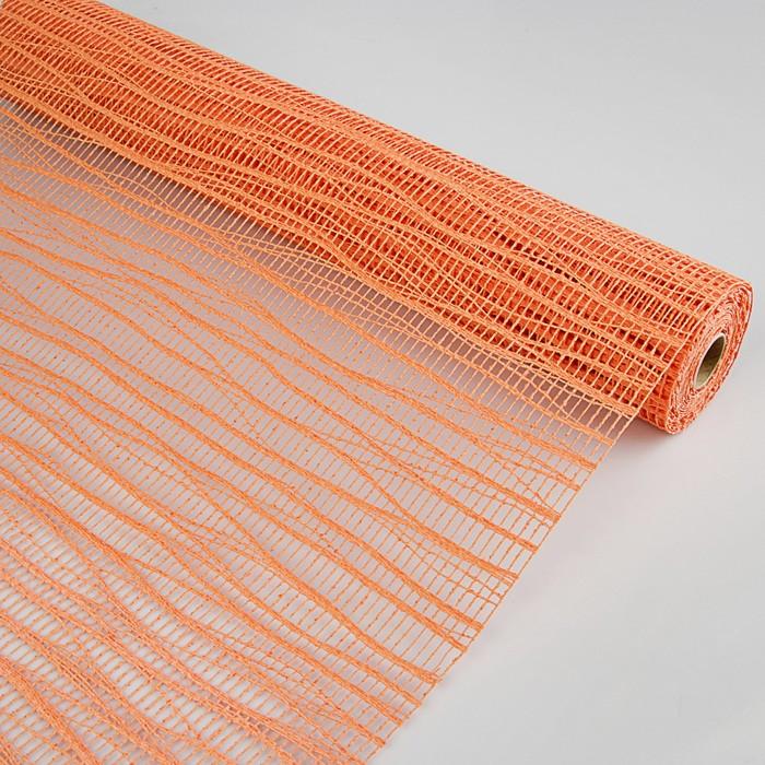 Сетка «Мистраль», BOZA, ярко-оранжевый, 0,53 x 4,57 м