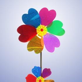 Ветерок «Цветочки», блеск