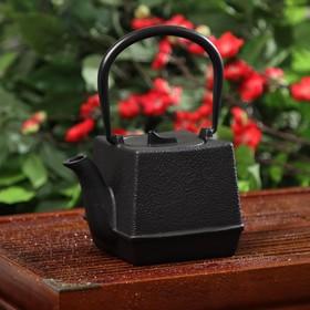 {{photo.Alt || photo.Description || 'Чайник «Бокей. Этно», 700 мл, с ситом, с эмалированным покрытием, цвет чёрный'}}