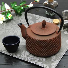 {{photo.Alt || photo.Description || 'Чайник «Земляничная поляна», 800 мл, с ситом, цвет коричневый'}}