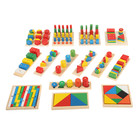 Развивающий набор «Развитие», 14 предметов - фото 105586191