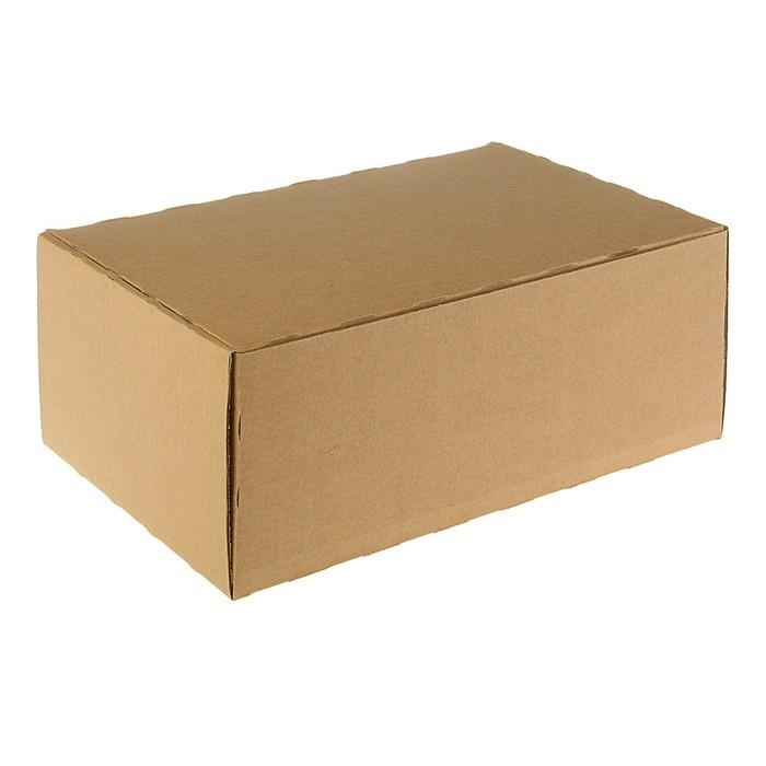 Коробка картонная, почтовая, тип L, 40 х 27 х 18 см, Т-23