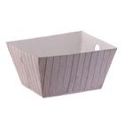 Складная коробка–трапеция «Нужные вещи», 19,5 х 15 х 10,5 см
