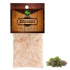 """Гималайская соль """"Добропаровъ"""" с маслом ели, красная, 2-5 мм, 100 гр"""