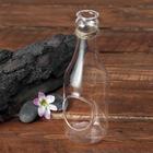 """Флорариум """"Бутылка"""" d-2см, 6*19 см, с верёвкой"""