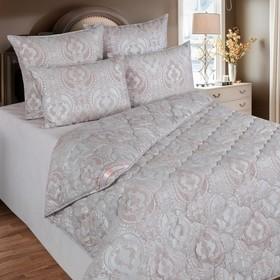 Одеяло 140х205 см, шерсть овечья, ткань тик, п/э 100%