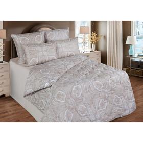 Одеяло 172х205 см, шерсть верблюда, ткань тик, п/э 100%