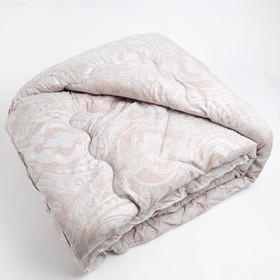 Одеяло зимнее 140*205,ОВТ-15, шерсть верблюда,ткань тик, п/э