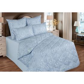 Одеяло 220х205 см, бамбуковое волокно, ткань тик, п/э 100%