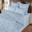 Одеяло зимнее 172х205 см, бамбуковое волокно, ткань тик, п/э 100%