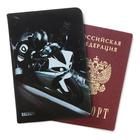 """Обложка для паспорта """"Мотоцикл"""""""