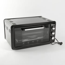 Печь электрическая Saturn ST-EC1077,1500 Вт, 45 л, нагрев 320 г, таймер, чёрная Ош