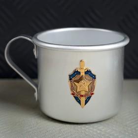 Кружка питьевая 500мл КГБ