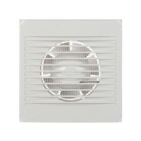 Exhaust fan EVENT 100C, 157x157 mm, d = 100 mm.