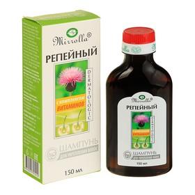Шампунь Mirrolla репейный 'Комплекс витаминов для укрепления волос',150 мл Ош