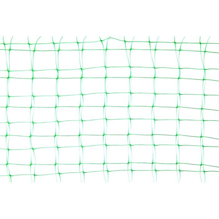 Сетка садовая, 2 × 5 м, ячейка 1,2 × 1,2 см