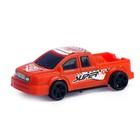 "Machine ""Sport pickup"", color MIX"
