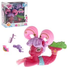 "Pony ""mermaid Princess"" with accessories MIX"