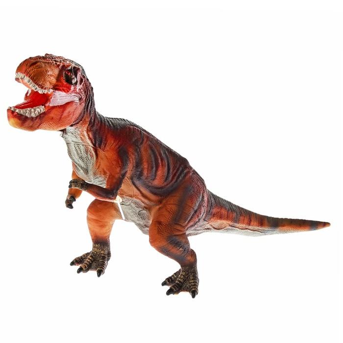 "Динозавр ""Тираннозавр"", 2 вида, МИКС"