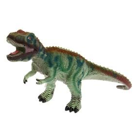 """Фигурка динозавра """"Гигант"""" мягкая, со звуковым эффектом, МИКС"""