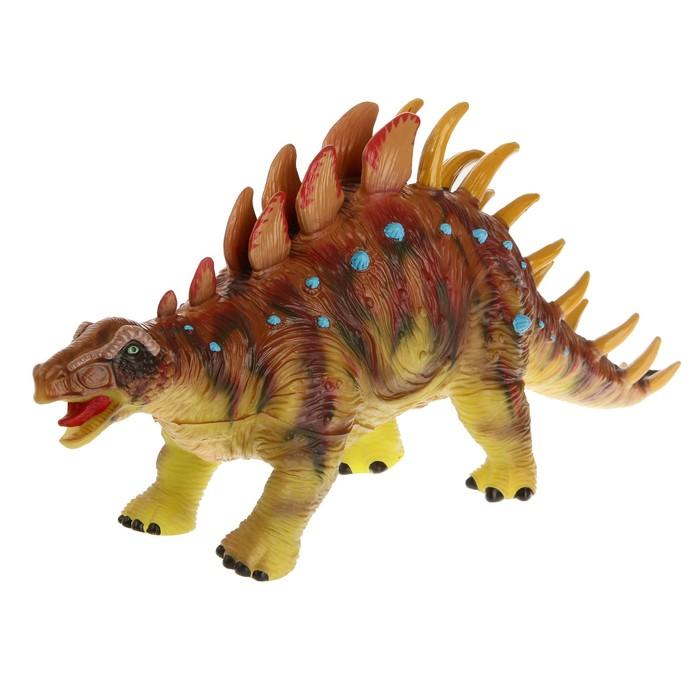 "Динозавр ""Анкилозавр"", 2 вида, МИКС"