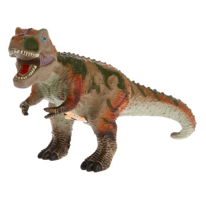 Фигурка динозавра «Хищник-2», со звуковым эффектом, МИКС
