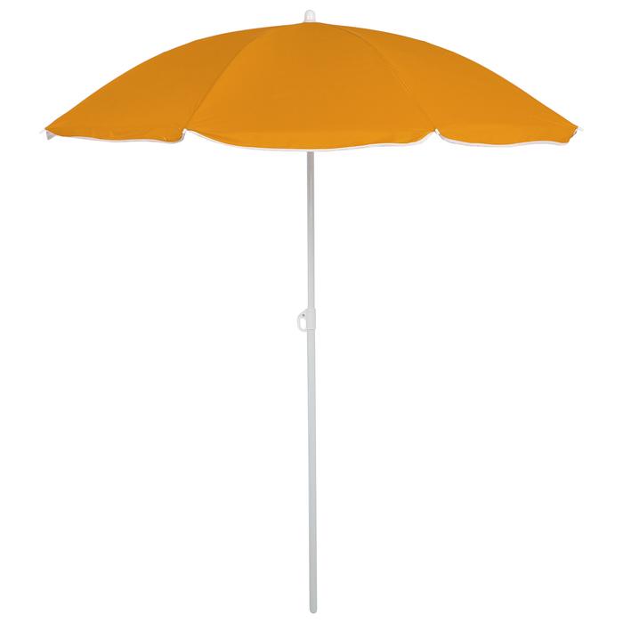 """Зонт пляжный """"Классика"""", d=160 cм, h=170 см, МИКС"""