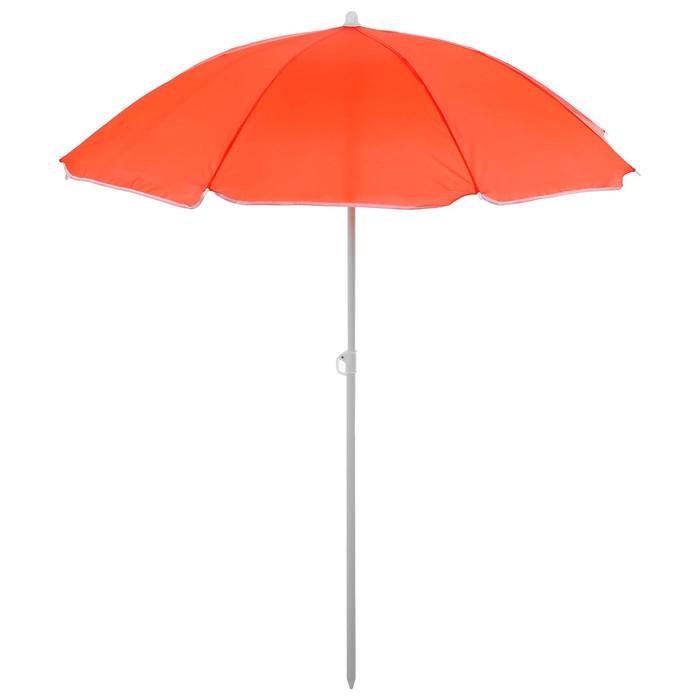 Зонт пляжный «Классика», d=150 cм, h=170 см, МИКС