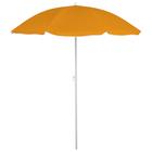 Зонт пляжный «Классика» с механизмом наклона, d=155 cм, h=190 см, МИКС