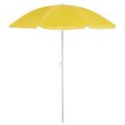 Зонт пляжный «Классика», d=210 cм, h=200 см, МИКС