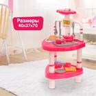 """Игровой модуль кухня """"Рио"""", 44 предмета, высота 70,5 см - фото 105579333"""