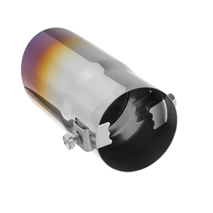 Насадка на глушитель 138х56 мм, В5