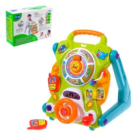 """Walkers """"First steps"""" with play centre, light and sound effects"""