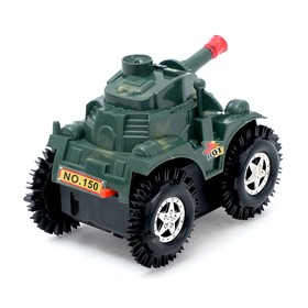 """Machine-Changeling """"special Forces"""", battery powered MIX color"""
