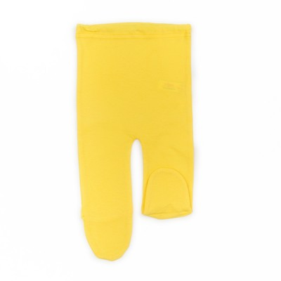 Ползунки для девочки, рост 80 см, цвет жёлтый ПО802_М