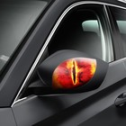 "Набор наклеек на авто ""Дракон"", 2 шт."