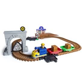 Игровой набор «Железная дорога спасателей»