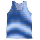 Shirt-vest-men's, color blue, size 48