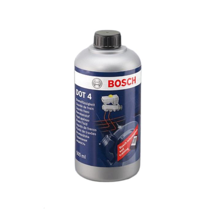 Тормозная жидкость DOT4 0.5 л пласт уп 1987479106